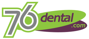 76 Dental Logo